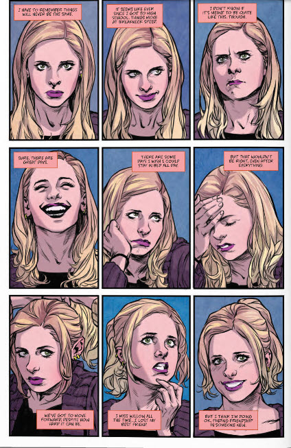 Buffy the Vampire Slayer #14