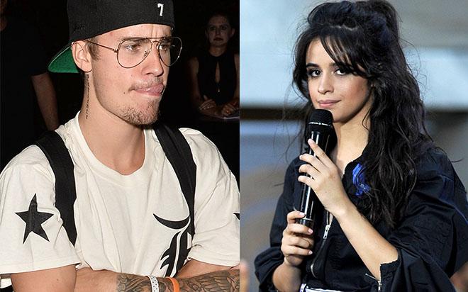 Justin bieber y camila cabello