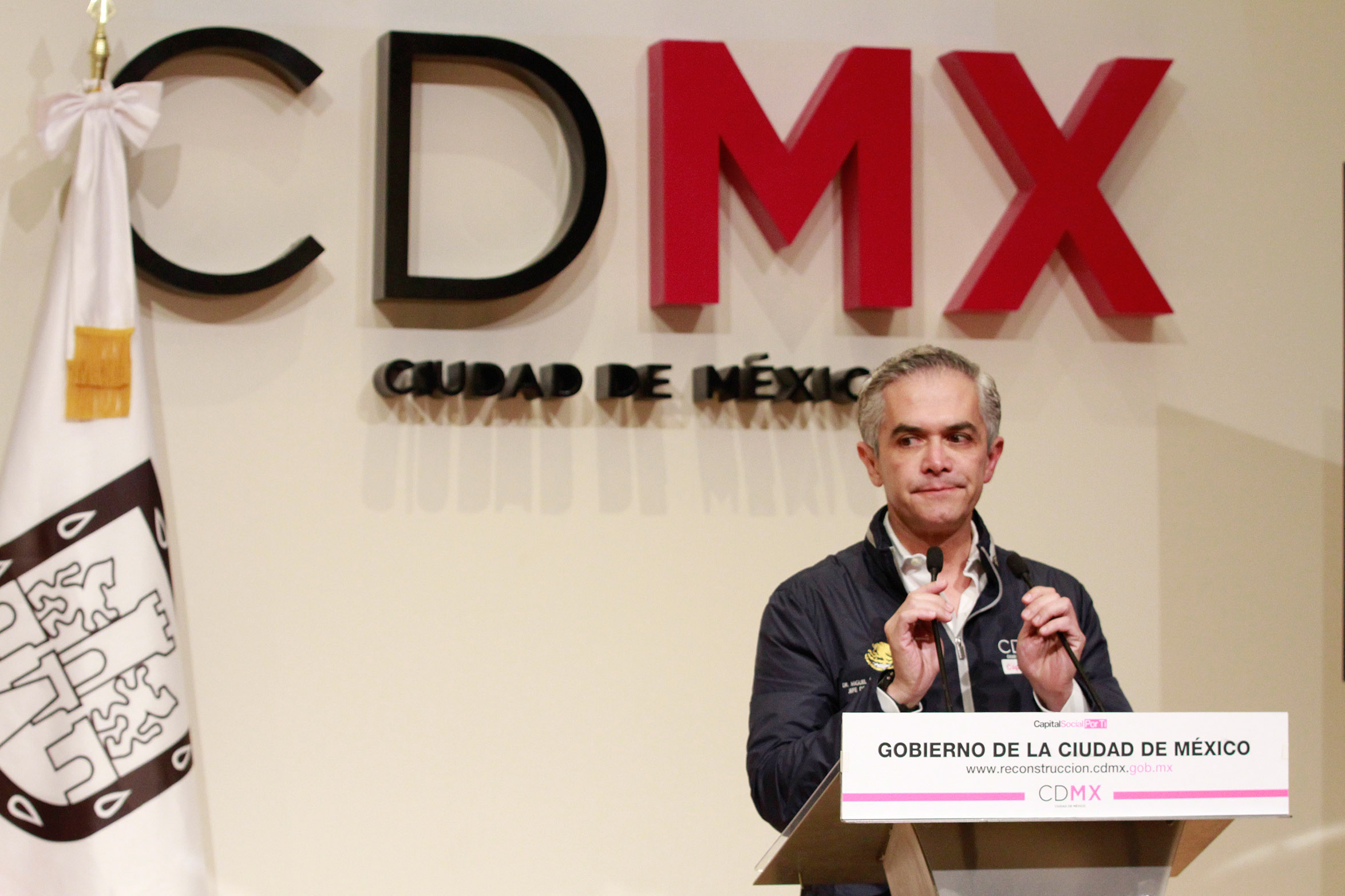 Gobierno de la CDMX denunciará a falsos damnificados del 19s