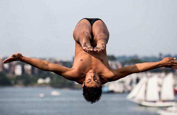 Sambut Kejuaraan Berikutnya, Peselam Ini Malah Belajar Ballet