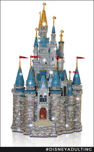 Rare-Disney-Merchandise-Bedazzeled-Castle