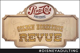 Rare-Disney-Golden-Horseshoe-Revue-Sign