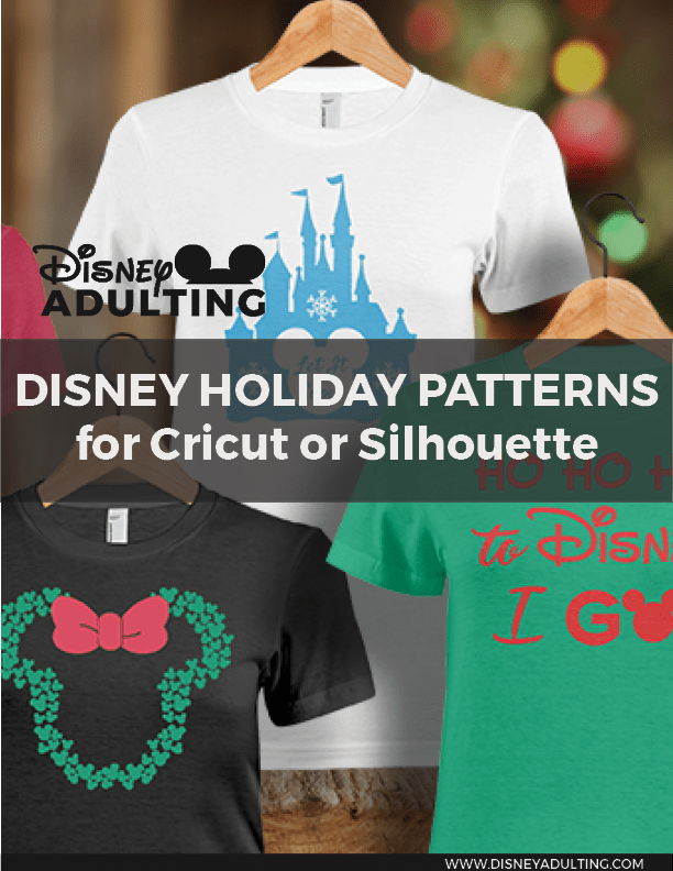 Disney Holiday Patterns