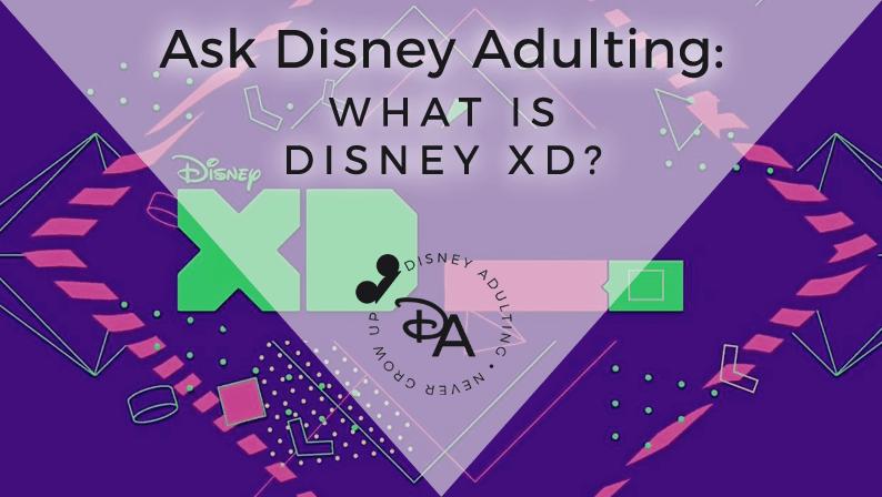 What is Disney XD