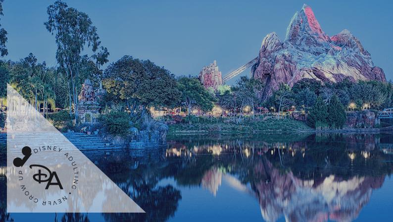 Adult Only Escapes at Walt Disney World