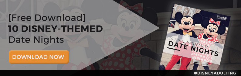 Disney Themed Date Nights