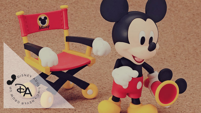 Disney Nendoroid - Mickey Mouse