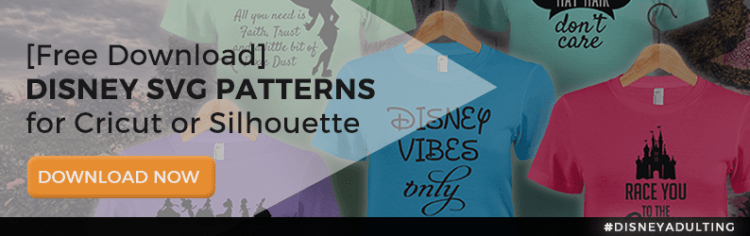 Disney SVG Patterns