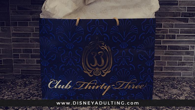 Club 33 Merchandise