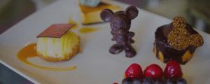 Disney desserts