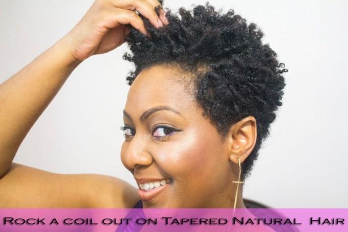 honest curls - how to do finger coi