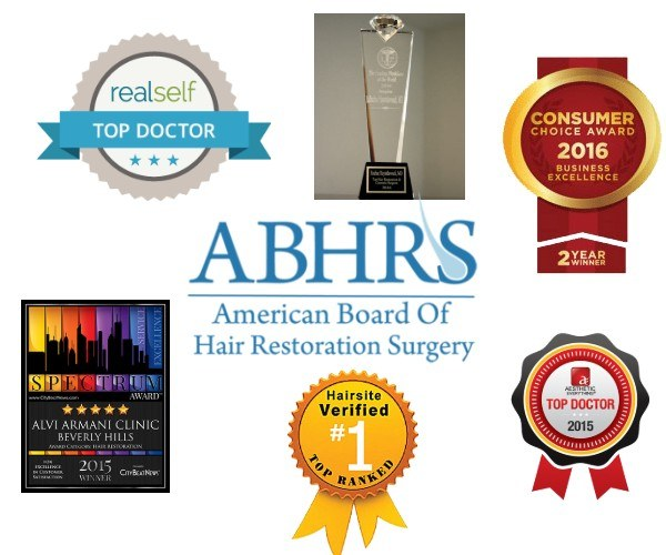 dr baubac hair transplant awards