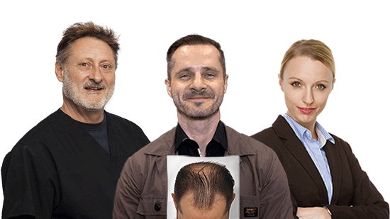 scalp inflammation and hair loss