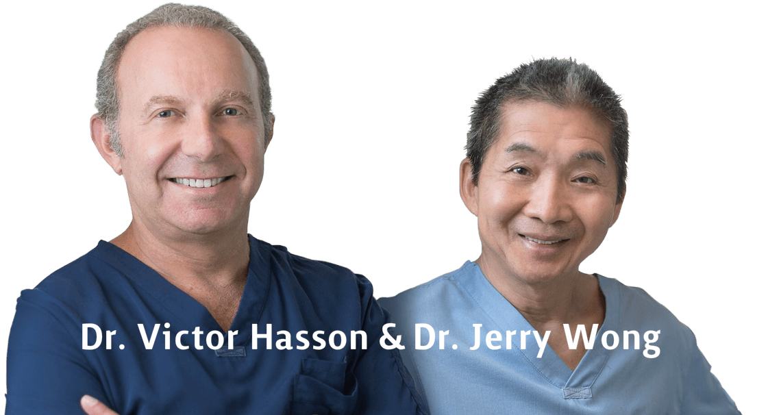 Hasson & Wong FUE Hair Transplant