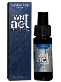 WNT Activator Promotes Hair Growth