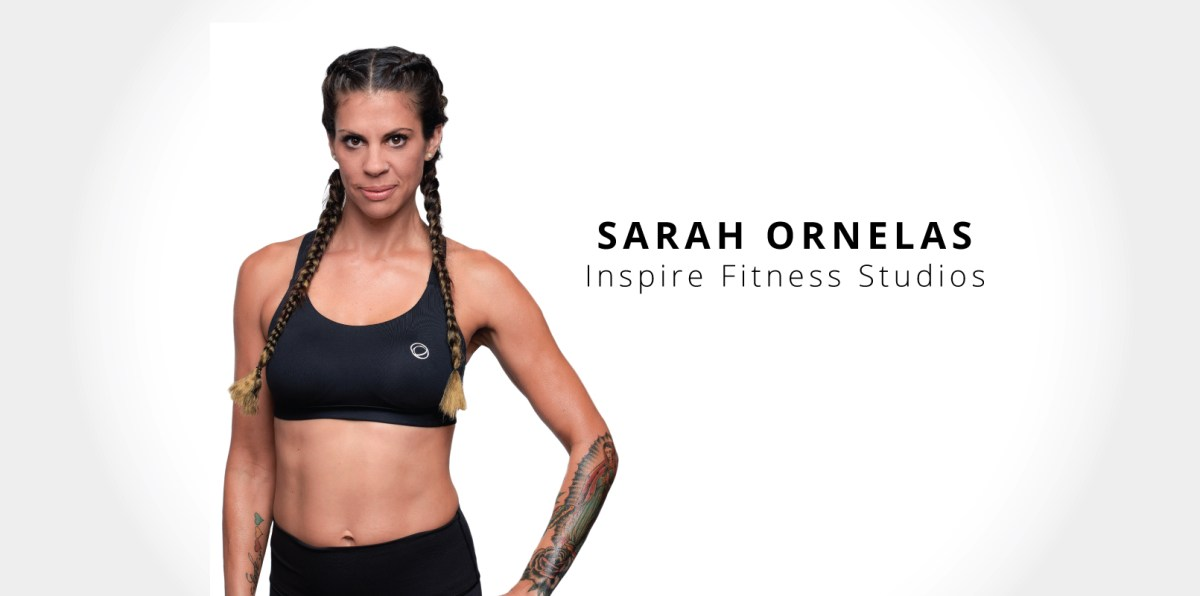 Inspired Athlete Sarah Ornelas