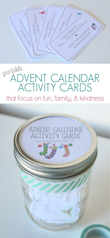 10 DIY Advent Calendars For Kids Plus Over 40 Advent