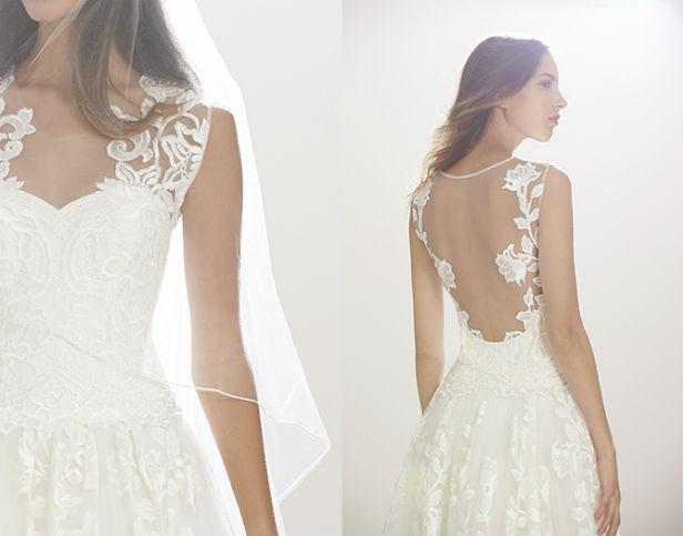 Carolina Herrera New York Fall 2016 Wedding Dresses