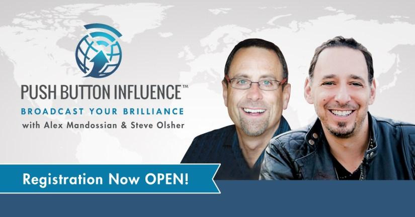 Push Button Influence Register