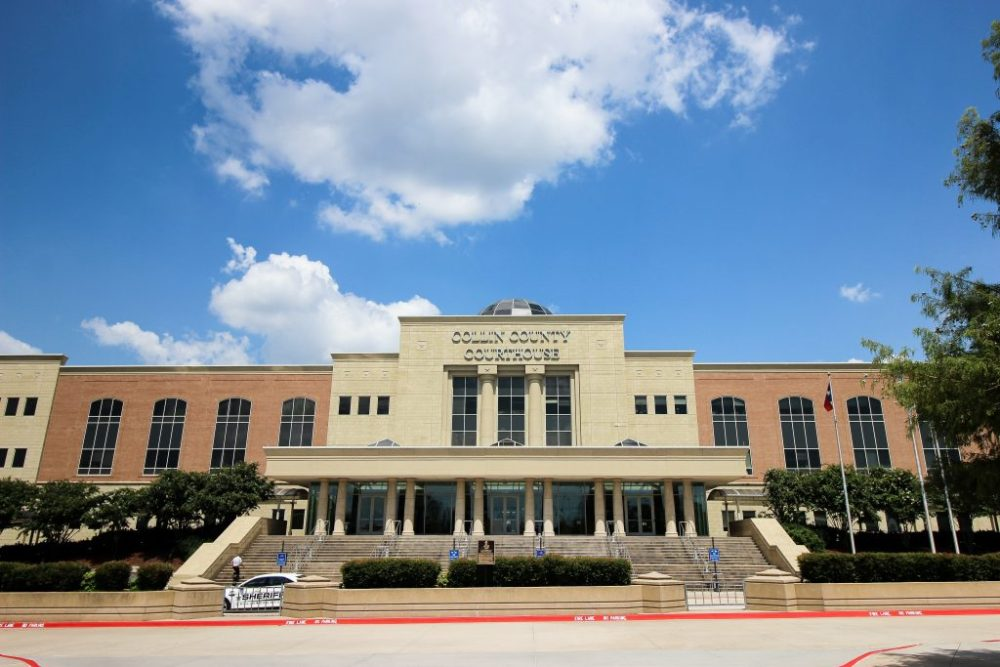 Collin County Commissioners Discuss the State's Takeover of COVID-19 Outbreak