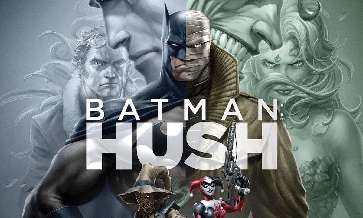 Batman: Hush Premieres At SDCC By Bringing The Popular Title To Life With New Twists (Review)