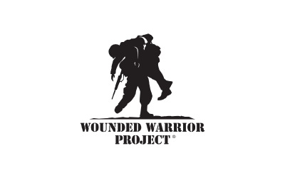 wounded warrior project logo type logo icon