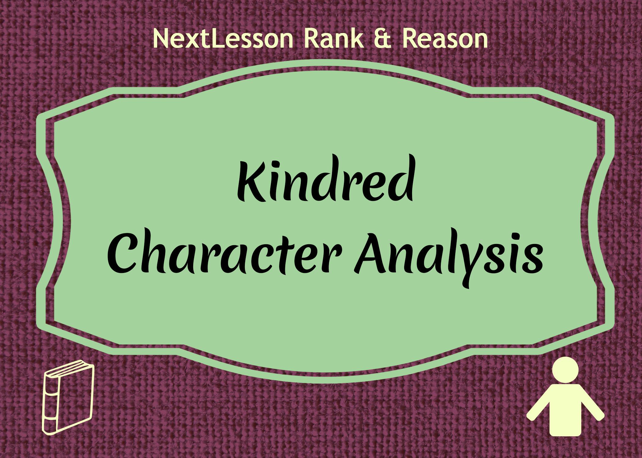 Kindred Characterysis