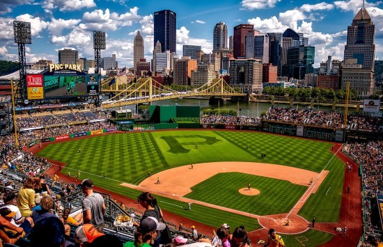 Image result for PNC Park overview