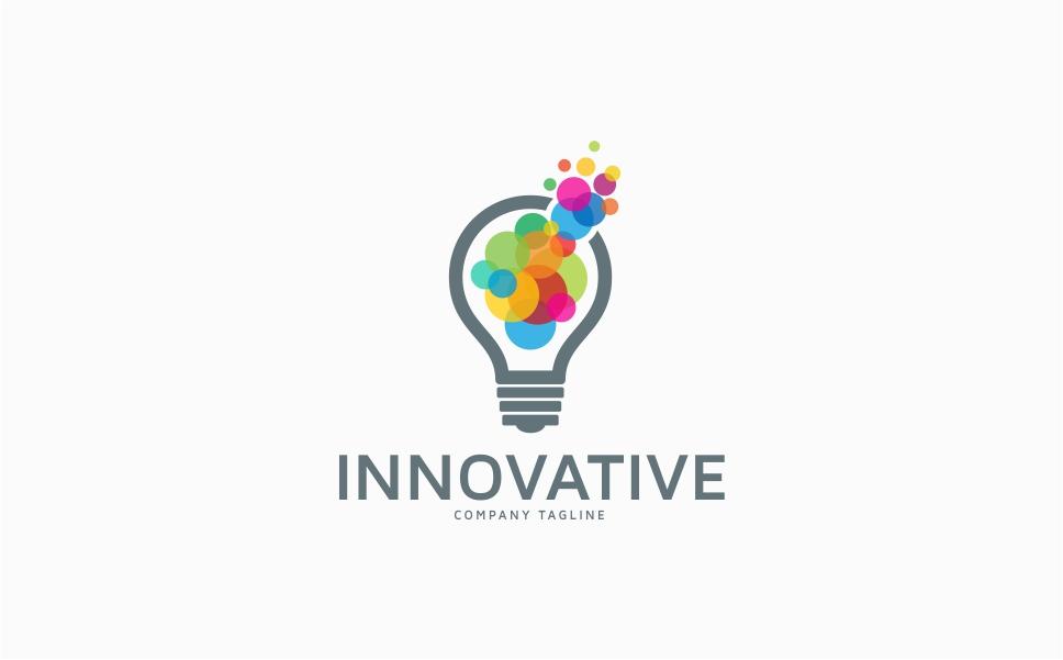 Innovative Idea Colorful Logo Template