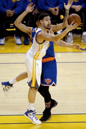 New York Knicks vs Golden State Warriors