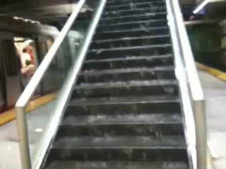 Flooding damage at Van Ness Station set for repair