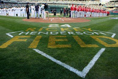 Los Angeles Angels vs Oakland Athletics