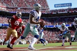 Dallas Cowboys vs