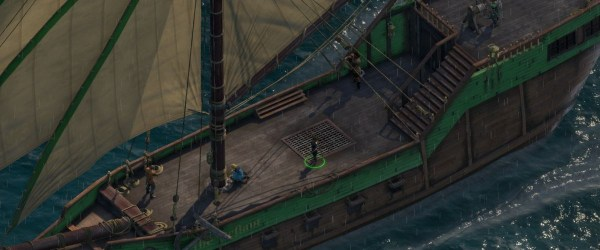 How Ship Combat, Naval Exploration, and Crew Management ...