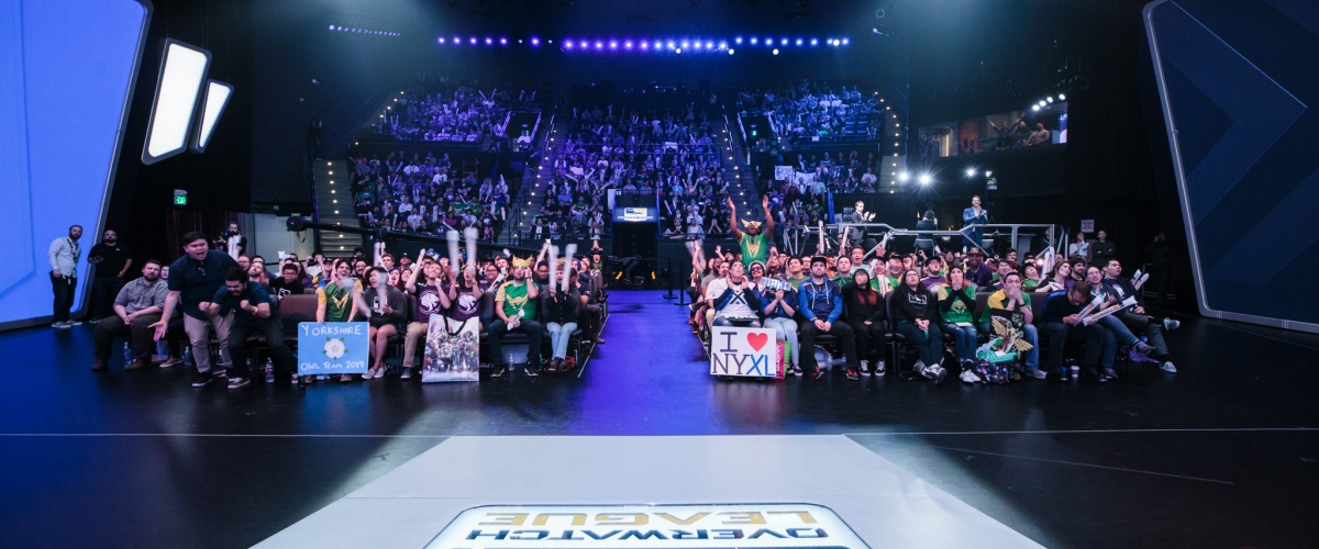 First Overwatch League Grand Finals Will Be Played In