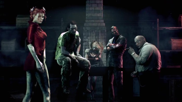 Image result for arkham knight villains