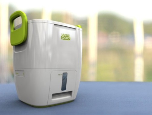 The Laundry POD A Portable Mini Washing Machine Brit Co