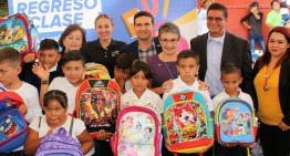 La SEG entregó útiles escolares  para el ciclo 2019-2020