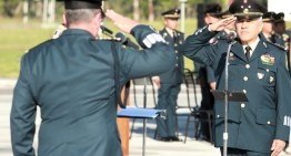 Miguel Hurtado Ochoa es el nuevo Comandante de la XII Región Militar