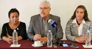 Lupita Salas ratifica su apoyo al coordinador de Morena, Raúl Albo Márquez