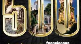 Con un cartel,  revaloran la presencia franciscana en Acámbaro
