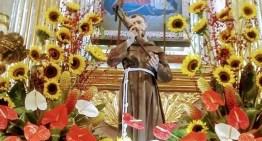 Acámbaro festeja a San Francisco de Asís, el Santo Patrono