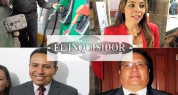 """El Inquisidor : Presupuesto municipal 2020. ¿Gasolina para el PRD?. René Mandujano y Víctor Chombo, ¿inhabilitados?. """"De la greña"""", los del PRI."""