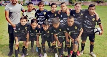 Dorados de Sinaloa es el líder en la Sub-12 de la Zona Centro