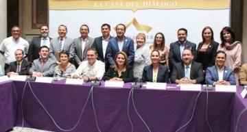 Se reúne la Comisión de Turismo con prestadores de servicios de Guanajuato capital