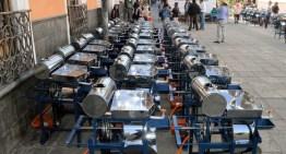 Entregan molinos de nixtamal a habitantes de 28 comunidades rurales