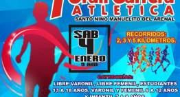 """Invitan a la """"1er. Carrera Atlética Parácuaro 2019"""""""