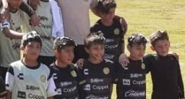 Dorados logró 4 títulos en las Fuerzas Básicas de la Liga MX