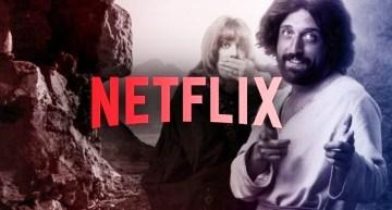 Justicia de Brasil ordena a Netflix retirar película sobre Jesús gay