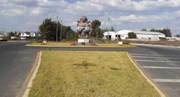 """Un gran atractivo es el monumento a la """"Diosa de la Fertilidad"""""""